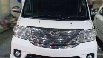 Mobil Daihatsu Luxio X 2014 dijual, Jakarta D.K.I.