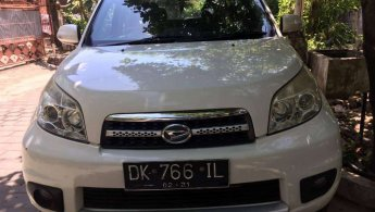 Mobil Daihatsu Terios TX 2011 dijual, Bali