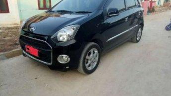Mobil Daihatsu Ayla X 2013 dijual, Lampung