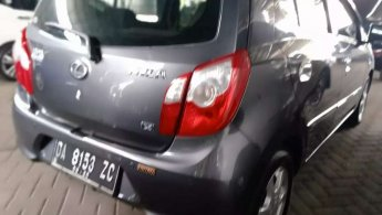 Jual mobil Daihatsu Ayla X 2015 bekas di Kalimantan Selatan