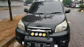 Dijual mobil bekas Daihatsu Terios TX 2012, Banten