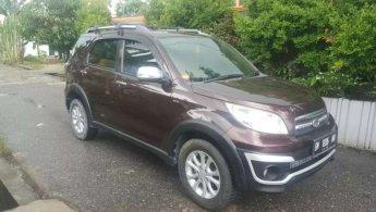 Dijual mobil bekas Daihatsu Terios TX 2014, Riau