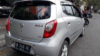 Mobil Daihatsu Ayla X 2014 dijual, Jawa Timur
