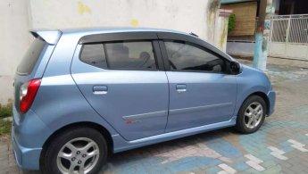 Jual mobil Daihatsu Ayla M Sporty 2014 bekas di Jawa Timur