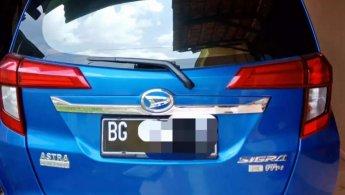 Jual Cepat Daihatsu Sigra 2016 di Sumatra Selatan