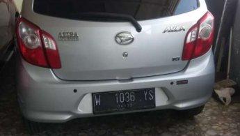 Jual Cepat Daihatsu Ayla X 2017 di Jawa Timur