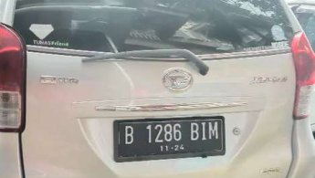Jual Mobil Daihatsu Xenia X PLUS 2014