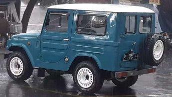Jual Mobil Daihatsu Taft F50 1986