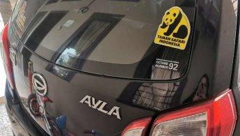Jual Mobil Daihatsu Ayla M 2015 di DKI Jakarta