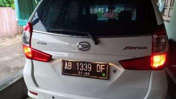 Jual Mobil Daihatsu Xenia X STD 2018