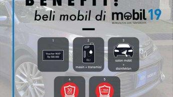 [OLXAD] BISA DP 20%! Daihatsu Xenia 1.3 R Manual 2016