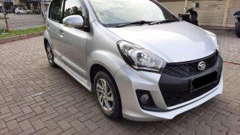 2016 Daihatsu Sirion Sport Hatchback
