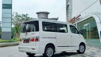 Daihatsu Luxio X 1.5 AT 2014 Family Van Tdp murah 28jt