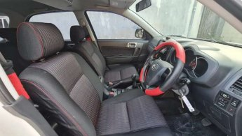 Daihatsu Terios R Custome Manual 2017