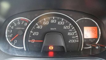 [OLX Autos] Daihatsu Ayla 1.0 X Bensin A/T 2016 Merah