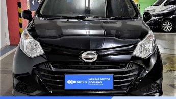 [OLXAutos] Daihatsu Sigra 2016 1.2 X M/T Bensin Hitam #Arjuna Tomang