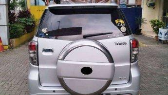 Daihatsu terios tx manual 2012 silver metalik