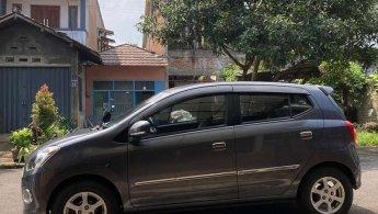 Daihatsu ayla 2014 tipe x manual kondisi istimewa