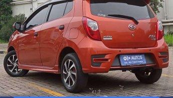 [OLX Autos] Daihatsu Ayla 1.2 R M/T 2019 Orange MRY