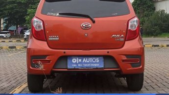 [OLXAutos] Daihatsu Ayla 1.2 R M/T 2019 Orange