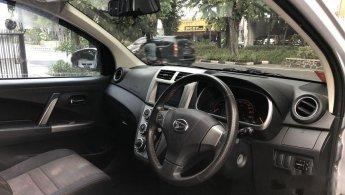 2017 Daihatsu Sirion Sport Hatchback