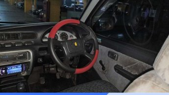 [OLX Autos] Daihatsu Zebra 2005 1.5 ZSX M/T Coklat #Arjuna Tomang