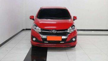 Daihatsu Ayla 1.2 R Deluxe AT 2018 Merah
