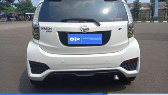 [OLX Autos] Daihatsu Sirion 2016 1.3 D A/T Bensin Putih #Mamin Motor