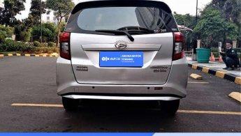 [OLX Autos] Daihatsu Sigra 2016 1.2 X M/T Bensin Silver #Arjuna Tomang