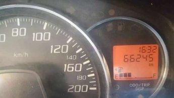 Mobil Kecil Daihatsu Ayla 1.0 X Matic A/T 2013 Hitam KM Rendah