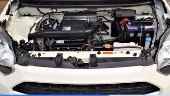 [OLXAutos] Daihatsu Ayla 2016 M 1.0 M/T Bensin Putih #Allison