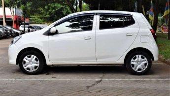 Daihatsu Ayla 2016 M 1.0 M/T Bensin Putih