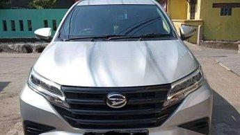 Mobil Terios silver 2019 Mulus