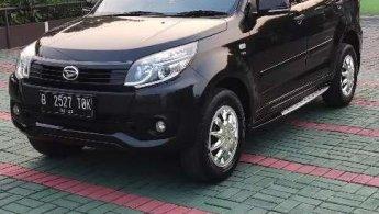 Daihatsu New Terios X extra 2017 hitam