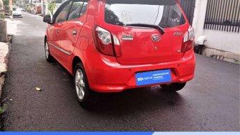 Daihatsu Ayla 2016 1.0 X A/T Bensin Merah #Arjuna Tomang