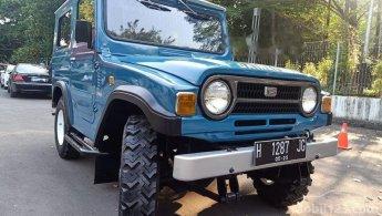 1982 Daihatsu Taft F50 Jeep