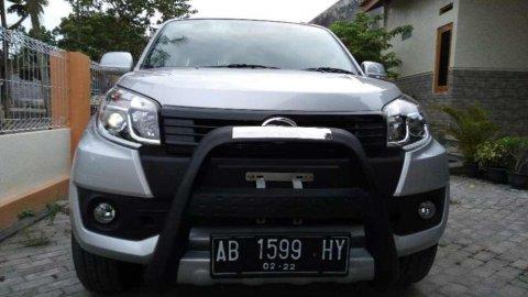 Daihatsu Terios Extra X 2017 Istimiwi