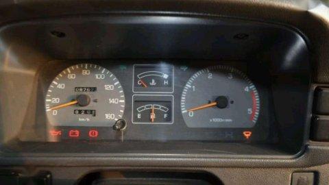 Daihatsu Rocky F75 4x4 2.8 Manual 1997
