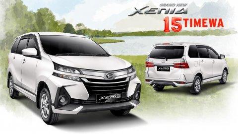Daftar Harga Daihatsu Xenia Juli  2020