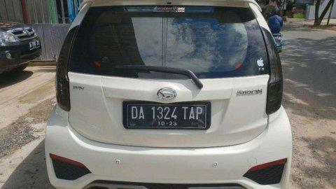 Daihatsu Sirion D FMC DELUXE 2016