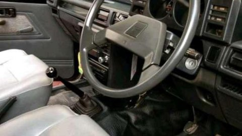 Jual mobil Daihatsu Taft Taft 4x4 1995 bekas