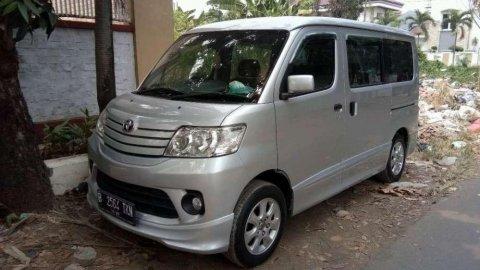 Jual Cepat Daihatsu Luxio D 2016
