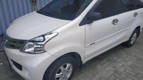 Mobil Daihatsu Xenia X 2014 dijual, Lampung