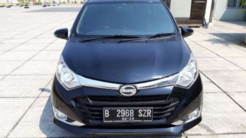 Jual mobil Daihatsu Sigra R 2018 bekas di Jakarta D.K.I.
