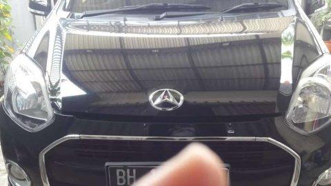 Mobil Daihatsu Ayla X Elegant 2015 dijual, Jambi