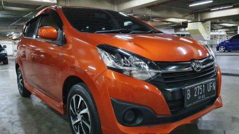2018 Daihatsu Ayla X Hatchback