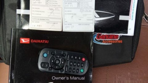 2016 Daihatsu Xenia X DELUXE MPV