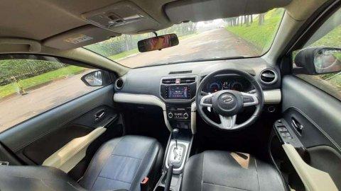 Daihatsu Terios 1.5AT R 2019, Matic, Silver, Tgn 1 km 19rb